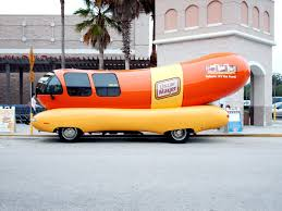 Cabin Talk: Oscar Meyer Weinermobile