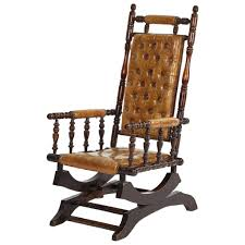 Victorian Rocking Chairs - 22 For Sale At 1stdibs