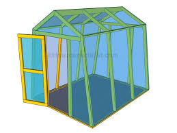 11 free diy greenhouse plans