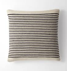 Woven Mohair Striped Pillow Cover | Rejuvenation Pottery Barn Slate Blue Throw Pillows Miscellaneous From Alex S On And Throws Clearance Sale Tips Ideas Pillow Catstudio Target Seasonal Pillows For A Fraction Of The Price Thrifty Decor Chick Living Room Charcoalgreypillows Thumb Decorative For Christmas Would Love To Have All These On V Side Master Bedroom Makeover Breakdown Dont Disturb This Groove Simple Holiday Decorating Daybeds Wonderful Daybed Cover Sets Mattress Budget Archives Page 2 3 The Happy Housie Hammers And High Heels My Easy Yearround Update Summer