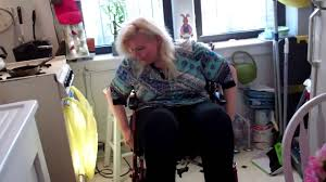 Medline Transport Chair Instructions medline basic transport chair demo u0026 review youtube