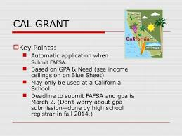 foothill college financial aid presentation 2015
