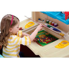 Step2 Deluxe Art Activity Desk Uk by Step 2 Deluxe Art Activity Desk Desk Easels U0026 Storage Ireland