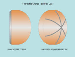 Orange Peel Piping Cap Fabeasy Pipe Template Development