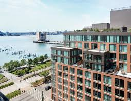 100 Luxury Apartments Tribeca Construction Complete On 11Story 106Unit Rental Building