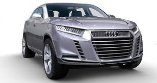 Latest Car Audi Q7 Facelift With