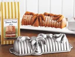 Nordic Ware Pumpkin Loaf Pan Recipe by Nordic Ware Banana Loaf Pan Baking Bites