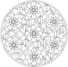 Free Printable Mandala Coloring Pages For Adults Plus Extraordinary Design Ideas Mandalas Impressive Pa Unknown To