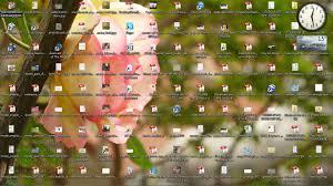 creer icone bureau les trucs de myrtille faire place nette sur bureau windows