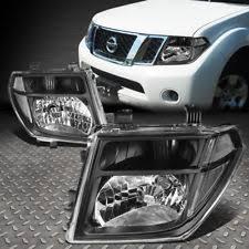 headlights for nissan frontier ebay