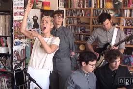 D R A M Performs on NPR s Tiny Desk Concert Series