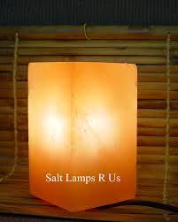 Pyramid Salt Lamp Ebay by 17 Pyramid Shaped Salt Lamp Himalayan Salt Lamp Pyramid