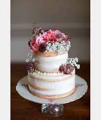 Cakes Decorated With Fruit by 10 Sensational Semi Wedding Cakes Mon Cheri Bridals
