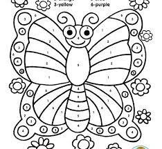 Butterfly Coloring Pages Drawing For Kids At Free Personal Cute Dog Black And White