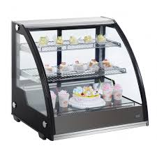 Marchia MDC130 31 Refrigerated Countertop Bakery Display Case