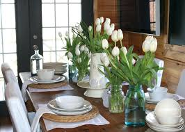 Dining Table Centerpiece Ideas For Everyday by Beautiful Dining Room Centerpieces Ideas Gallery House Design