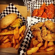 bleu orleans cuisine bleu bayou burger bayou wings view menu and dish