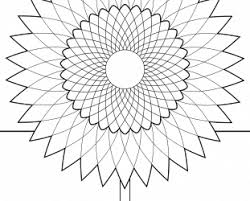 Coloring Pages Butterfly Garden Of