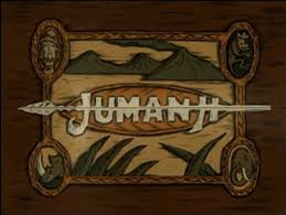 Jumanji Board Game Animated Series