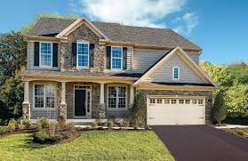 Drees Homes Floor Plans by Buchanan At Clover Ridge Frederick Md