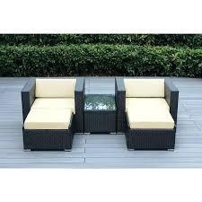Genuine Ohana Outdoor Sectional Sofa And Chaise Lounge Set Ohana