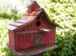Barn Birdhouse (See For The Birds Board For More Birdhouses ... Old Poultry Barn Ceremony Custom Home Country Fniture Ideas 12 Best Trunk Or Treat Ideas Images On Pinterest Church Best 25 Pole Barn House Kits Home Toy Great Gift Idea For A Kid That Has Lots Of Tractors Red Arts Crafts Festival Henry Smith Eyvind Earle And Tree 1974 Oer Winter Large 3d Standup Orientaltradingcom Crestmont Unique Reclaimed Wood Signs 320 Farm Theme Acvities Crafts Preschool Farm