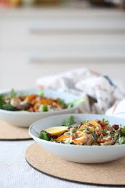 Roasted Pumpkin Seeds Glycemic Index by Spiced Pumpkin And Chickpea Salad Be Good Organics