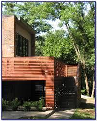 Horizontal Deck Railing Ideas by Modern Horizontal Deck Railing Decks Home Decorating Ideas