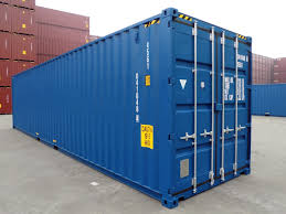 100 Shipping Containers 40 High Cube HC Container