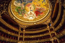 le plafond de chagall au palais garnier fête ses 50 ans forum