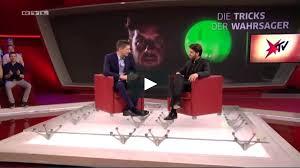mentalmagier christoph kuch bei tv 2017