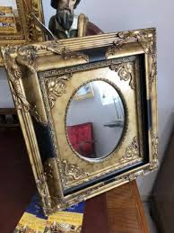floraler wandspiegel spiegel barock stil geschliffen x1841