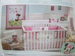 Minnie Mouse Bedding by Amazon Com Disney Baby Bedding Sweet Minnie Mouse Crib Bumper Baby