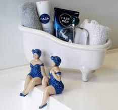 details zu badewanne dekoart schale casablanca weiß 76761 bad design dekoration keramik