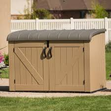 Rubbermaid Horizontal Storage Shed Instructions by 6 25 X 3 5 Ft Horizontal Shed