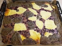 lecker selbst gebackener preiselbeer kuchen