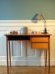 petit bureau en bois petit bureau vintage beraue bois écolier agmc dz