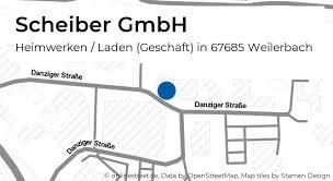 scheiber gmbh danziger straße in weilerbach heimwerken