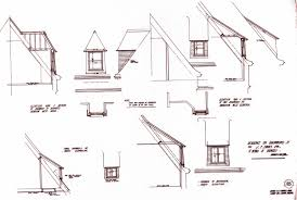 Shed Dormer Plans by Dormer Details Building Plans 19041