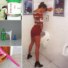 toiletten zubehör frauen tragbares pipi werkzeug