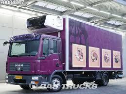 Продажа грузовика рефрижератора MAN TGL 12. 240 C 4X2 Ladebordwand ...