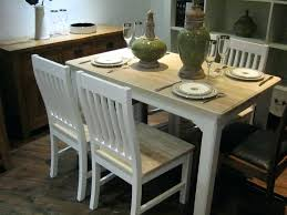 shabby chic dining table furniture and chairs ideas cheap room uk