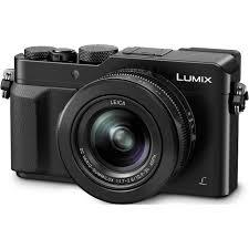 Panasonic Lumix DMC LX100 Digital Camera Black