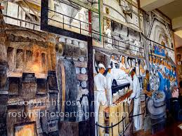 Coit Tower Murals Prints by Art Rmw The Blog