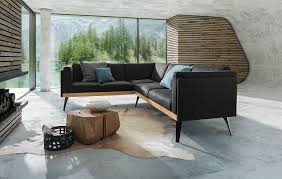 sofa aus holz bilder ideen