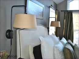 lights wall mount swing arm light fixtures bedroom wonderful