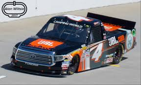 Christopher Bell's 2017 JBL Toyota Tundra - Photo By Alan Wiltsie ... Iracing Nascar Camping World Truck Series Atlanta 2016 At Martinsville Start Time Lineup Tv Schedule Trucks Phoenix Chase Format Extended To Xfinity 2017 Homestead Schedule Racing News Skirts And Scuffs June 1213 Eldora Sprint Cup Las Vegas Archives 2018 April 13 Ryan Truex Race Full In Auto
