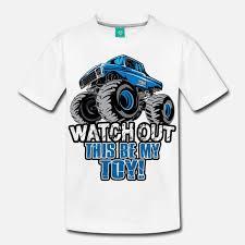 100 Monster Truck Shirts Toy Kids Premium TShirt Spreadshirt
