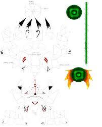 Printable Templates Mar 8 Free Paper Pokemon Papercraft