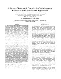 A Survey Of Bandwidth Optimization Techniques And Patterns In VoIP ... Patent Us7809375 Home Wireless Router Voip Bandwidth Management Is Qos Working Network Protection Firewall Nat Ips Cloud For Dummies Legacy And Voice Over Packet Switched Networks Presented By Amir Amount Of Data Bandwidth Required For Video Gaming Gobrolly Band With 3cx Bandwidthcom Software Based Ip Pbx Pabx How Much Web Browsing Need Over Internet